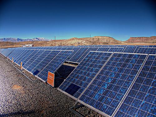 Saint George Solar Farm by CFBSr