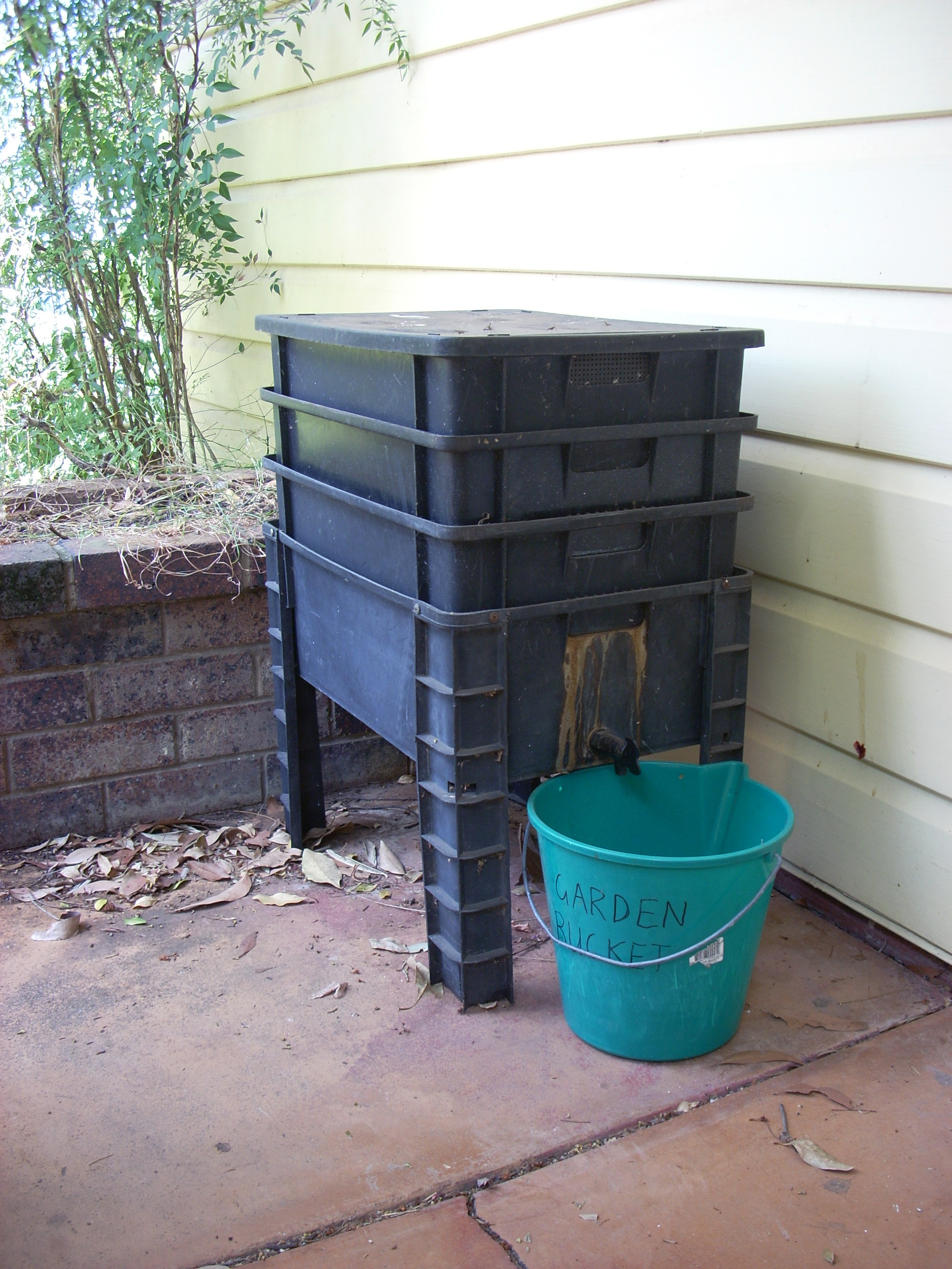 Composting At Home Apartment