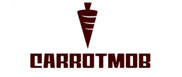 Carrotmob purple logo