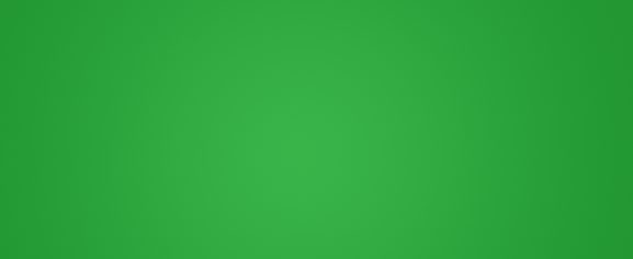 Green colour gradient