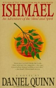 Daniel Quinn Ishmael book cover