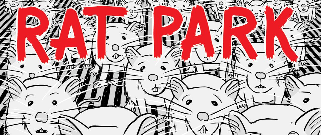 Maus parody - Rat Park