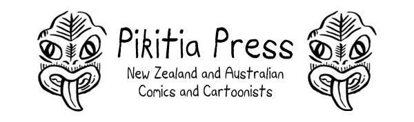 Pikitia Press logo
