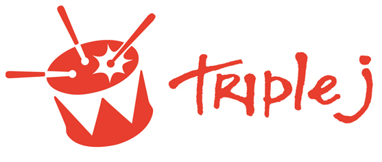 Triple J drum logo