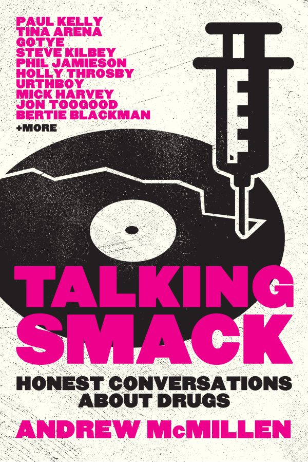 Talking Smack book by Andrew McMillen