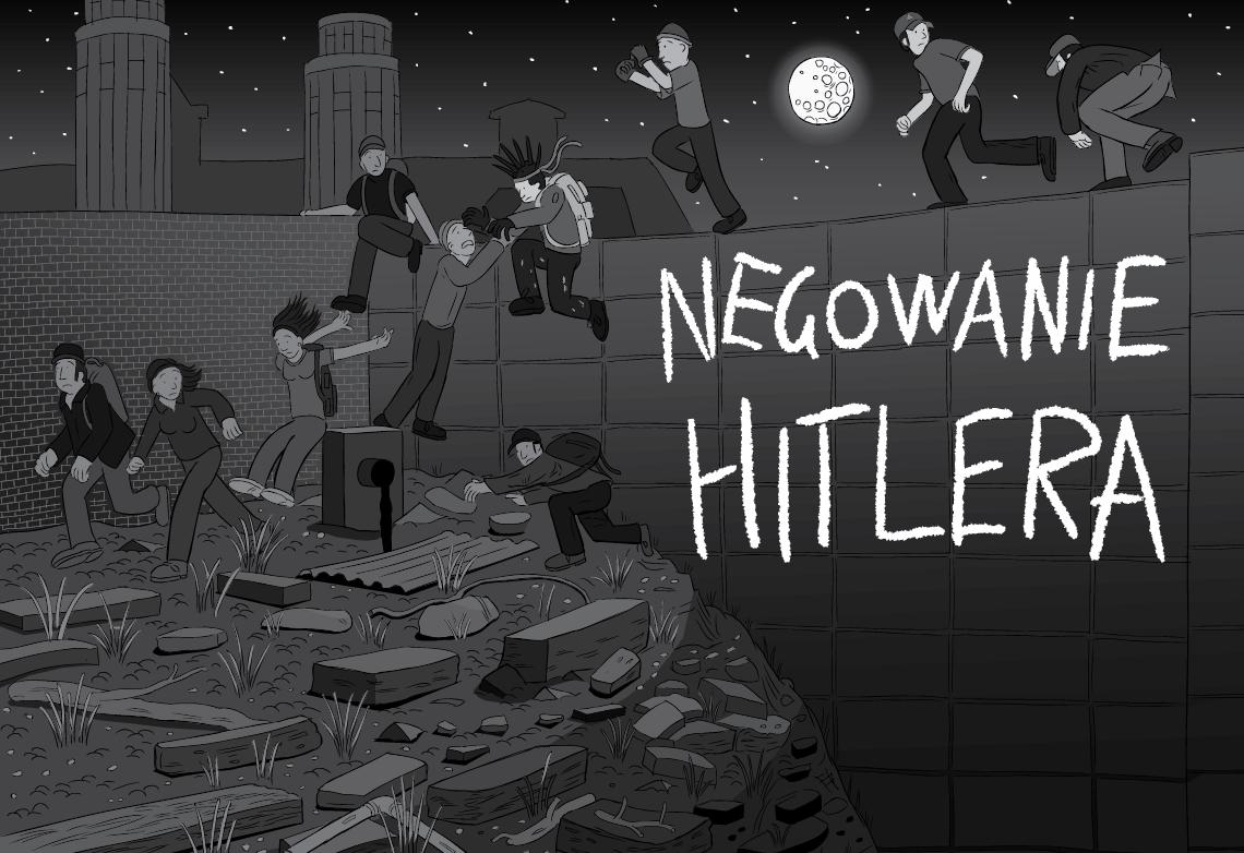 Negowanie Hitlera. Ogólnoświatowa akcja mająca powstrzymać zmianę klimatu wydaje się być nie do pomyślenia. W 1938 roku podobnie nie do pomyślenia była, ogólnoświatowa akcja mogąca zatrzymać nazistowskie Niemcy. Świat chował głowę w piasek i zaprzeczał zagrożeniu ze strony Hitlera.