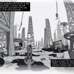 High-resolution Peak Oil comic artwork - for republication - pages 20-21.