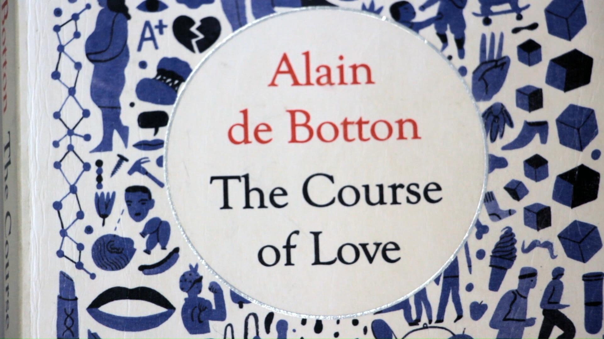 alain de botton the course of love