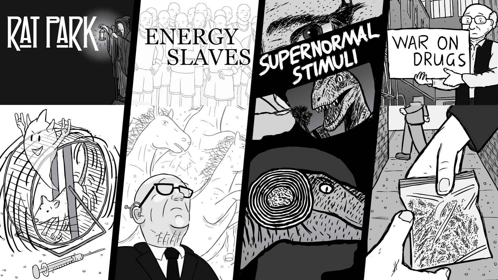 Stuart McMillen is creating comics | Patreon