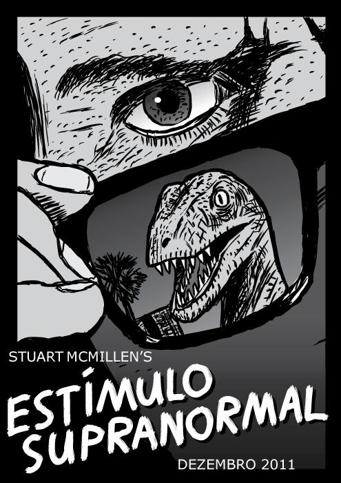 Velociraptor quadrinhos. Dinossauro cartoon. Estímulo supranormal. Eles Vivem. Homem olho óculos de sol.