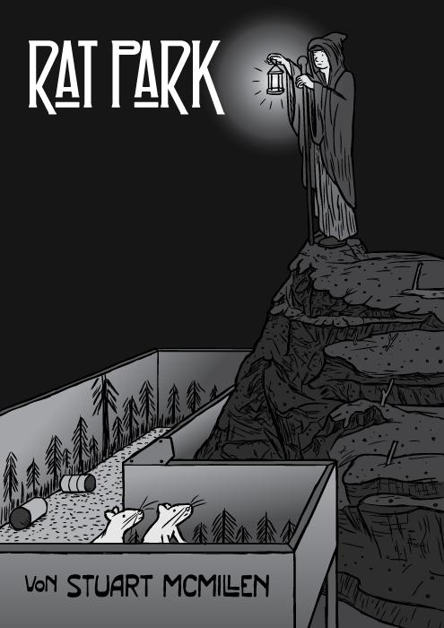 Rat Park Drogenexperiment - Comic von Stuart McMillen. Die Eremitenlaterne - Led Zeppelin