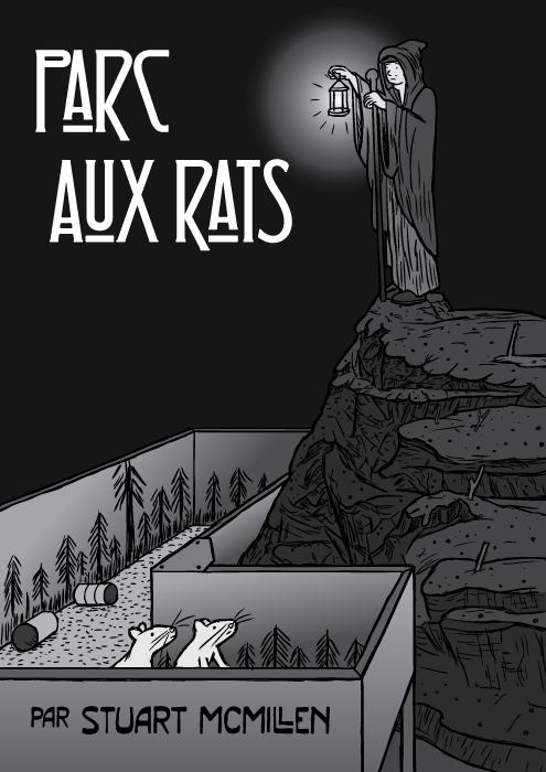Une BD sur l'expérience des drogues dans le Parc aux Rats, par Stuart McMillen. La lanterne de l'Ermite – Dessin dans l'album de Led Zeppelin IV.