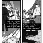 High-resolution War on Drugs comic artwork - for republication - page 21.
