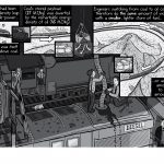 High-resolution Peak Oil comic artwork - for republication - pages 24-25.