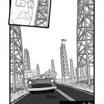 High-resolution Peak Oil comic artwork - for republication - page 45.