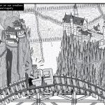 High-resolution Peak Oil comic artwork - for republication - pages 102-103.