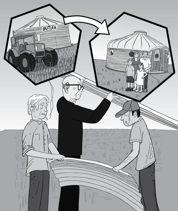 2015-08-Buckminster-Fuller's-chilling-domes-p03--constructing-DDU-600