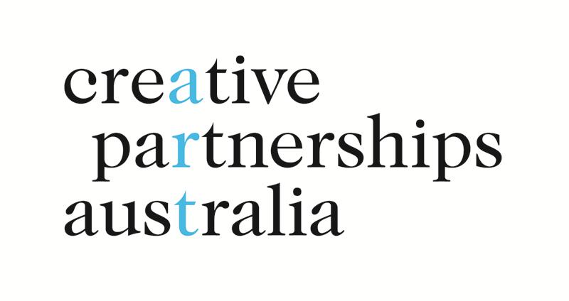 Creative Partnerships Australia logo