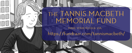 Support the Tannis MacBeth Memorial Fund to help fund this comic