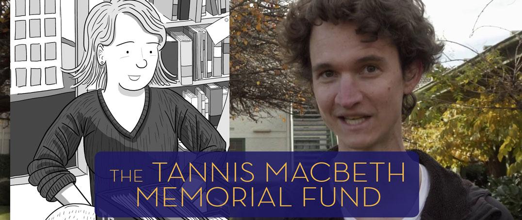 Tannis MacBeth and Stuart McMillen: Tannis MacBeth Memorial Fund